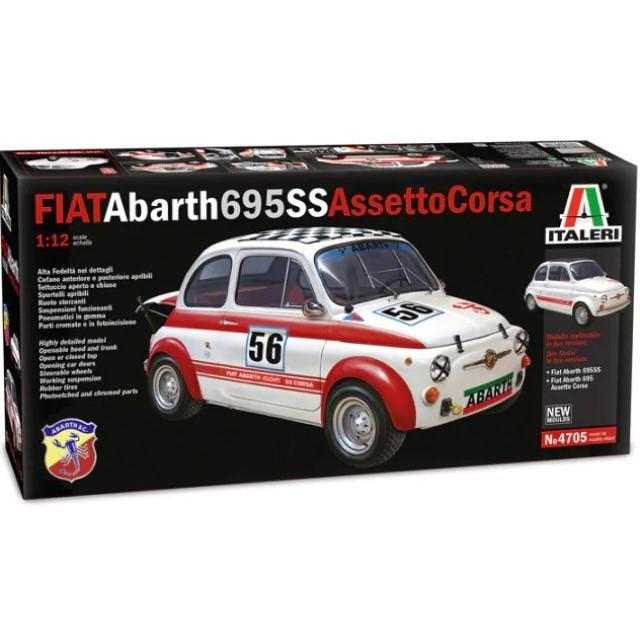 FIAT Abarth 695SS/Assetto Corsa