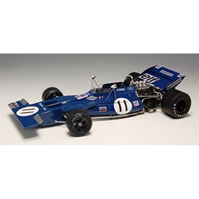 Tyrrell 003 1971 Monaco GP (w/P-Etched Parts)