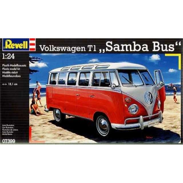 VW T1 Samba Bus 1962