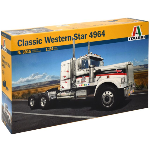 Classic Western Star 4964 Super Decal Sheet Included