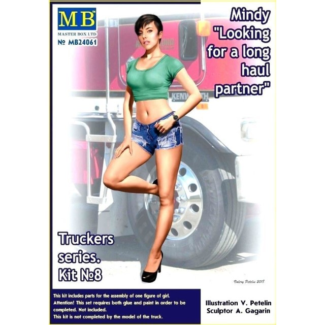 """Mindy """"Looking for a long haul partner"""""""