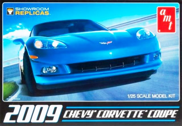 2009 Chevy Corvette Coupe