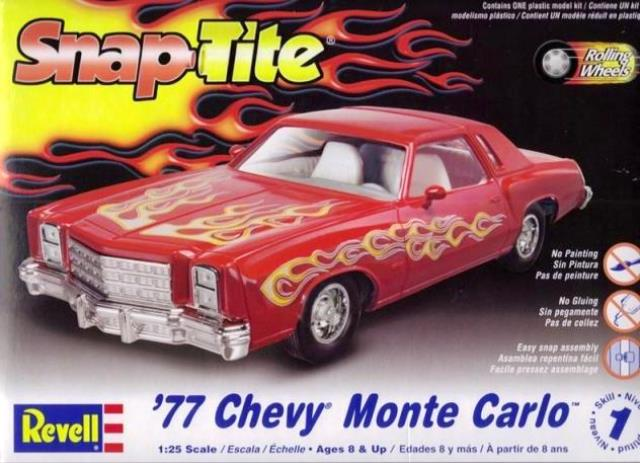 '77 Chevy Monte Carlo