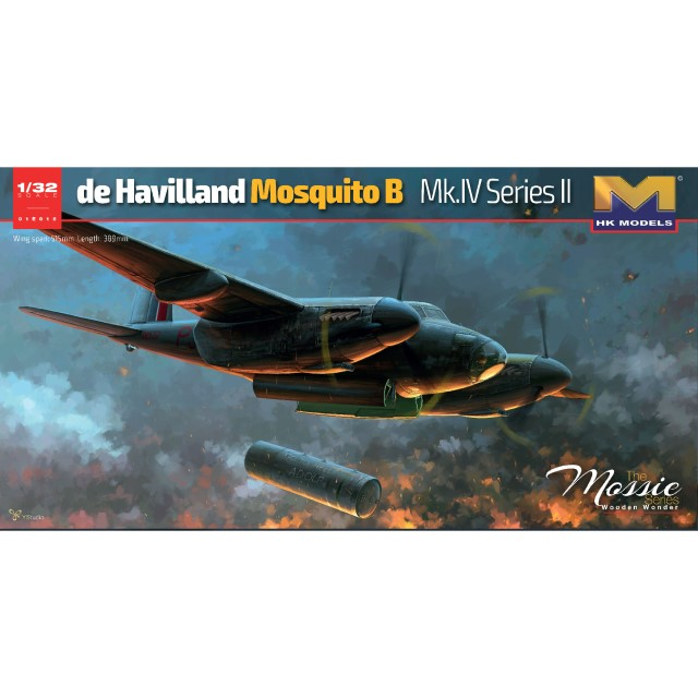 De Havilland Mosquito B Mk IV Series II
