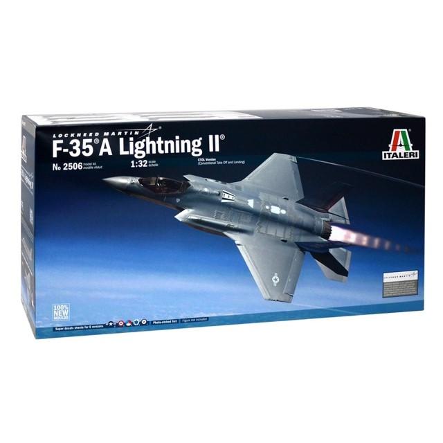 Lockheed F-35A Lightning II Super Decal Sheet Included