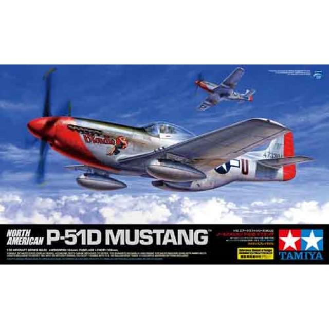 "North American P-51D ""Mustang"""
