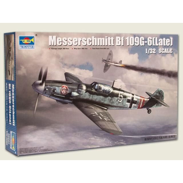 Messerschmitt Bf109 G-6 (Late)