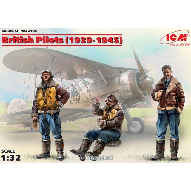 British Pilots (1939-1945)