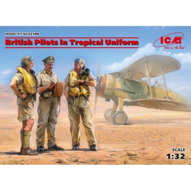 British Pilots Tropical Uniform (1939-1943)
