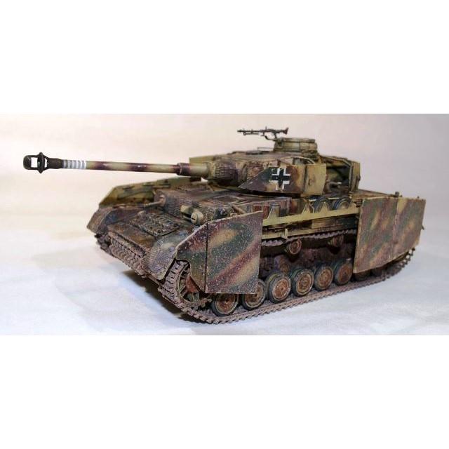 German Panzer IV H W/Armor