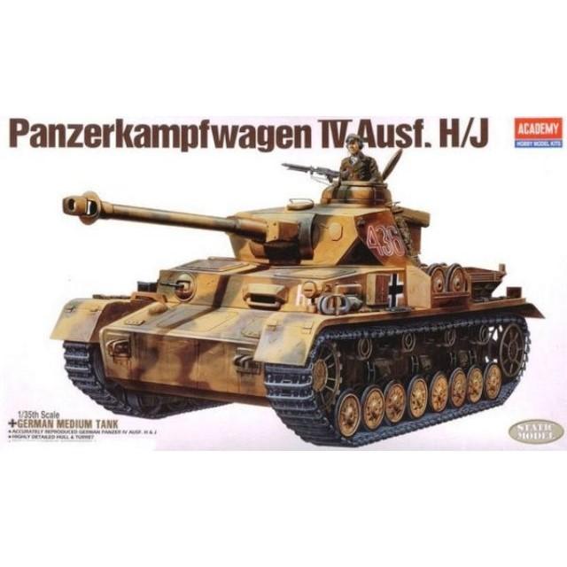 German Panzerkampwagen IV Ausf. H/J