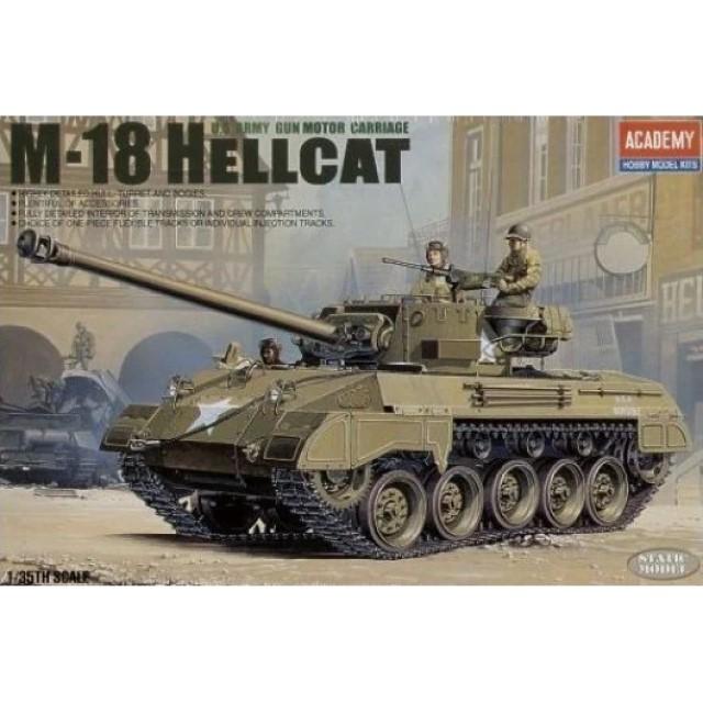 US Army M-18 Hellcat