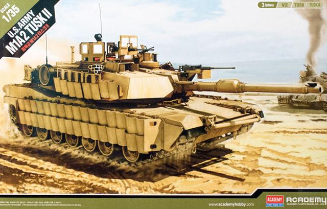 M1A2 SEP Tusk I/II/V2
