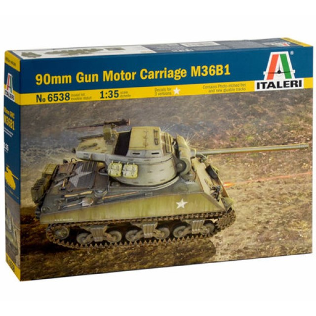 90mm Gun Motor Carriage M36B1