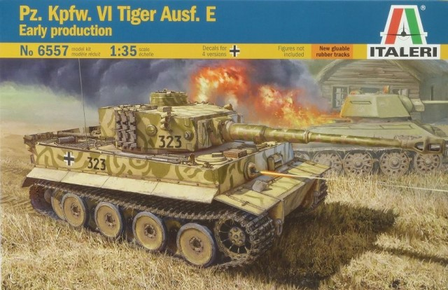 Pz. Kpfw. VI Ausf. E Tiger Early Production