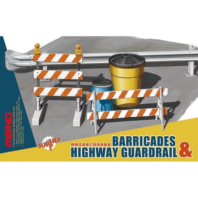 Barricades & Highway Guardrail