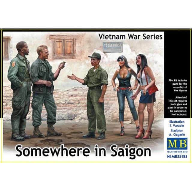 Somewhere In Saigon