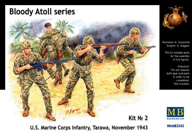 Bloody Atoll Series Kit #2