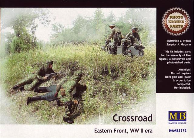 """""""Crossroad"""" Eastern Front"""