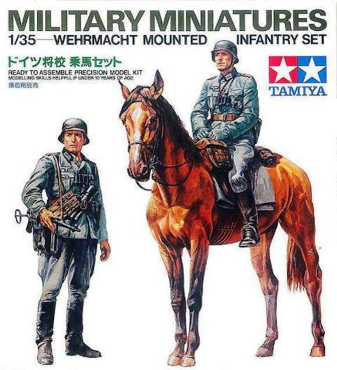 German Mounted Infantry