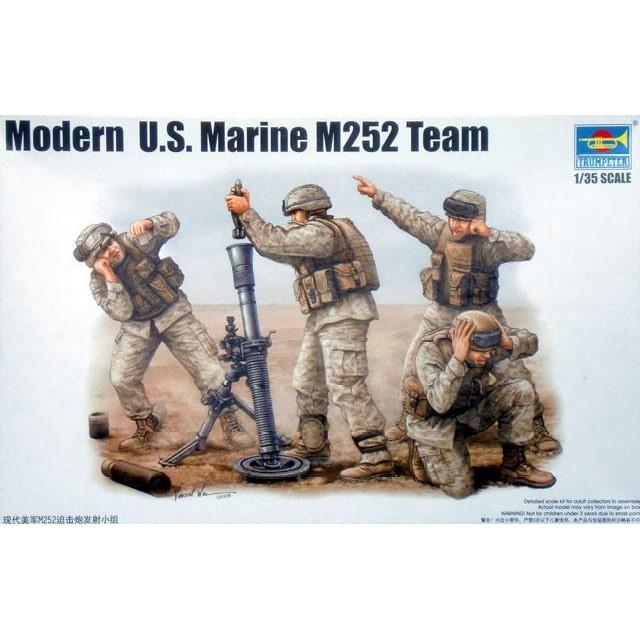 US Modern Marine M252 Term Figure Set