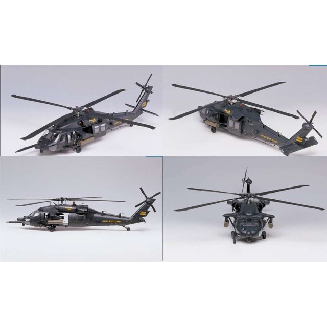 AH-6OL DAP Blackhawk