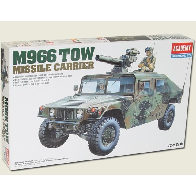 M966 TOW Missle Carrier