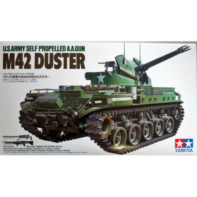 U.S. Self Propelled A.A. Gun M42 Duster