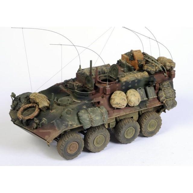 USMC LAV-C2 Light Armored Vehicle Command & Control