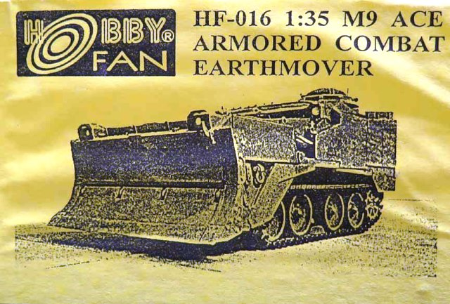 M9 Acer Armored Combat Earthmover