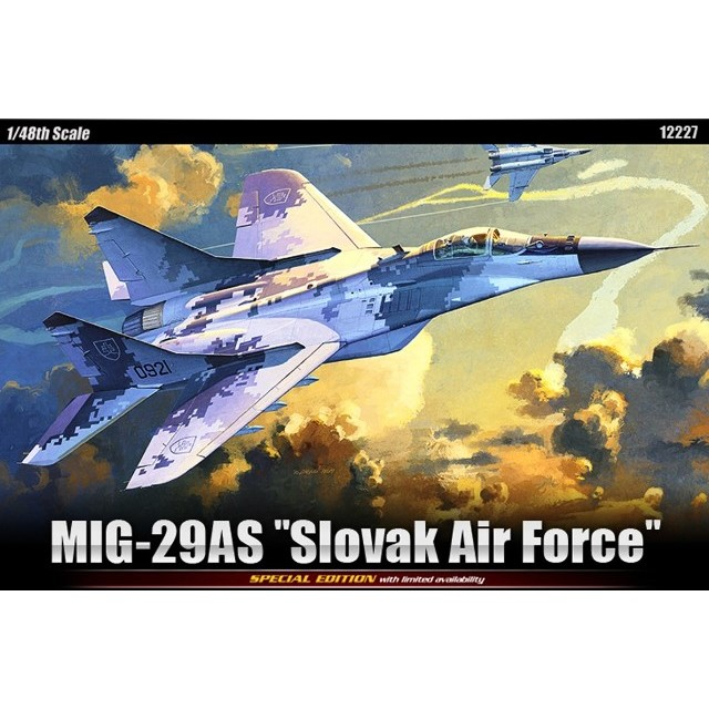 "Mikoyan-GurevichMig-29AS ""Slovak Air Force"""