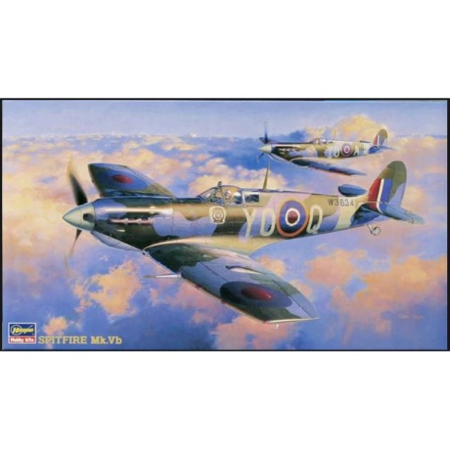 Supermarine Spitfire Mk. Vb - 2nd Hand Collection Series