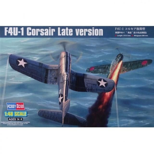 F4U-1 Corsair Late Version