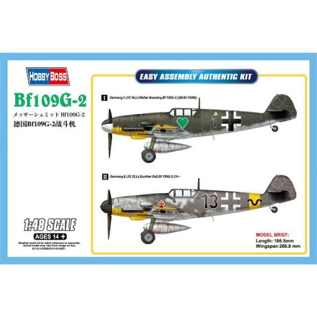 German Messerschmitt Bf109-G2 Fighter