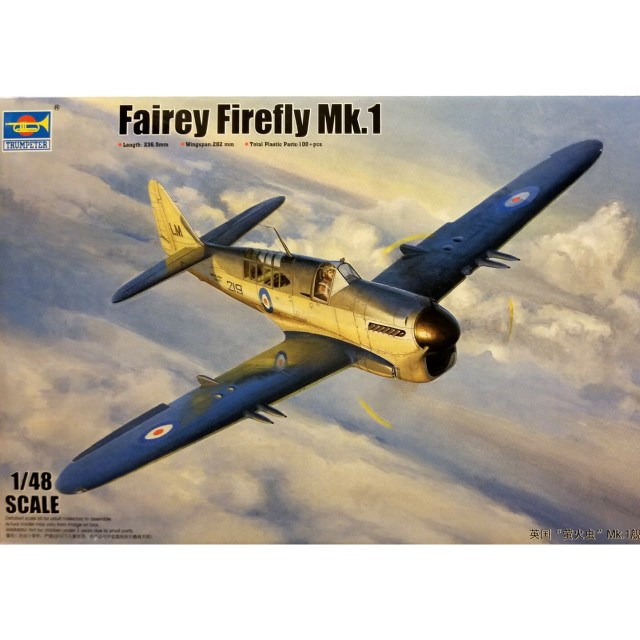 "Fairey ""Firefly"" Mk.I"