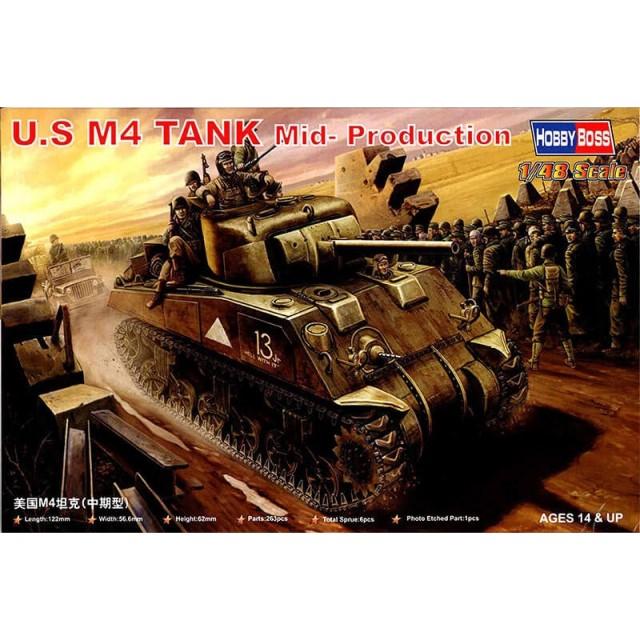 U.S. M4 Mid-Production