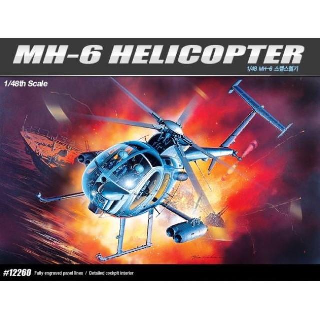 MH-6 Stealth Chopper