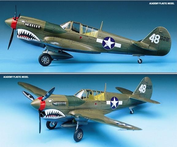 P-40M/N Warhawk