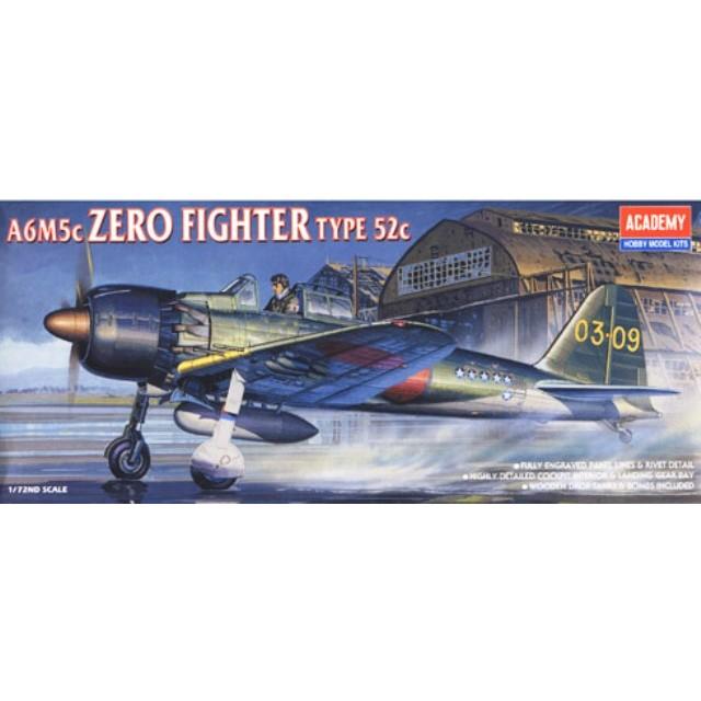 A6M5c Zero Fighter Type 52c