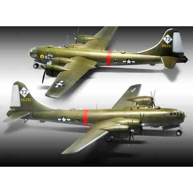 """USAAF B-29A """"Old Battler"""""""
