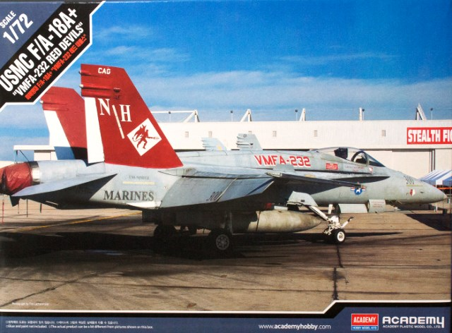 """USMC F/A-18A+ """"VMFA-0232 Red Devils"""""""