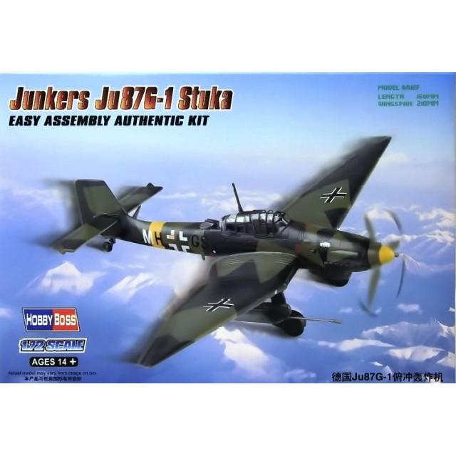 "Junkers Ju-87G-1 ""Stuka"""