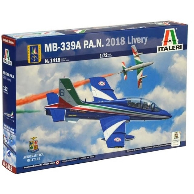 MB 339A P.A.N. 2018 Livery