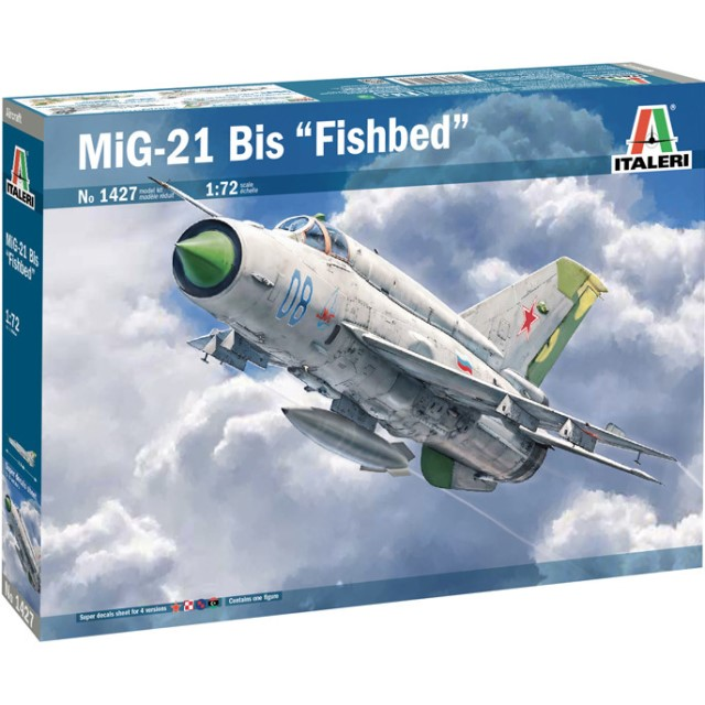 """MiG-21 Bis """"Fishbed"""""""