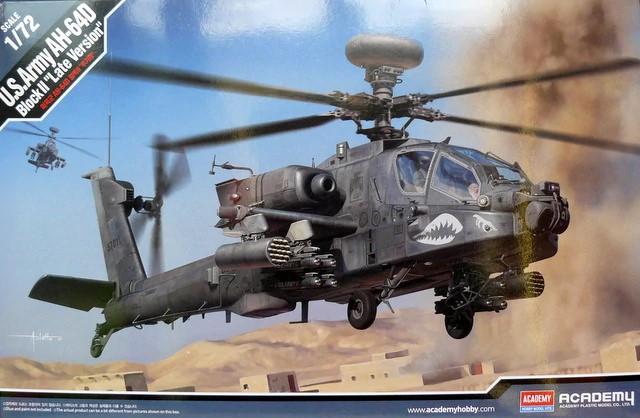 """U.S. Army AH-64D Block II """"Late Version"""""""