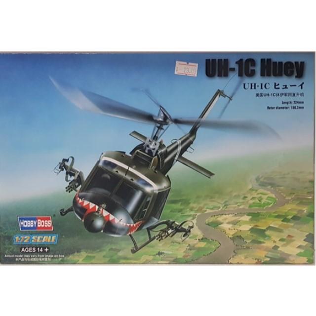 "UH-1C ""Huey"" Helicopter"