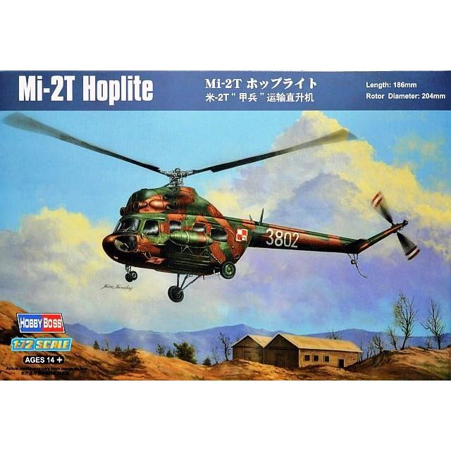 """Russian Mi-2T """"Hoplite"""""""