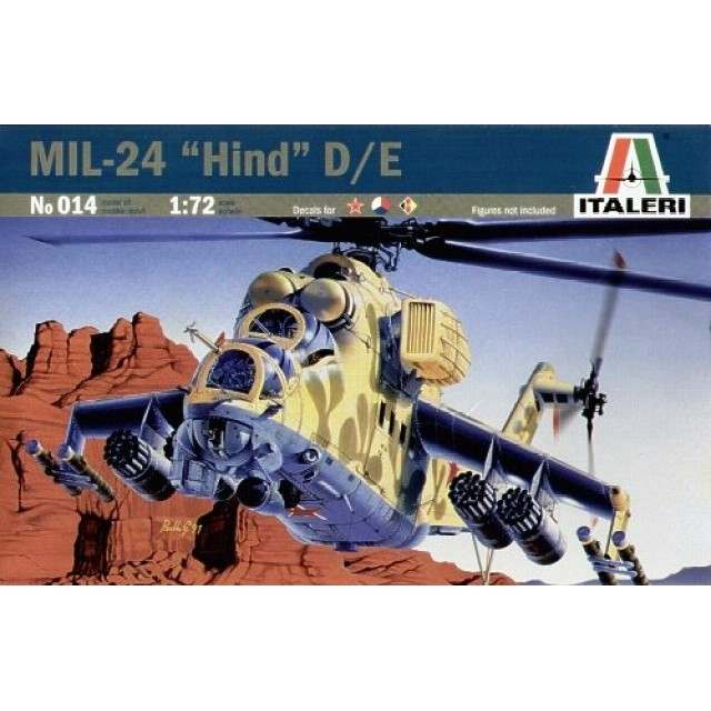 Mil Mi-24 Hind D/E