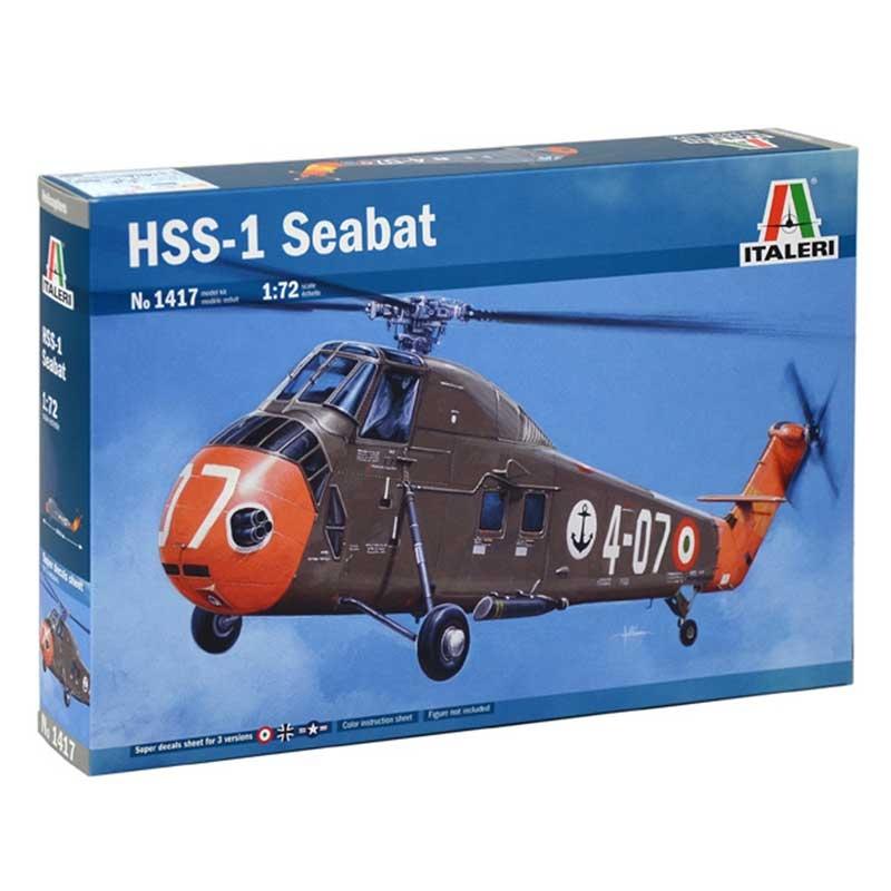 HSS-1 Seabat - Super Decal Sheet Included