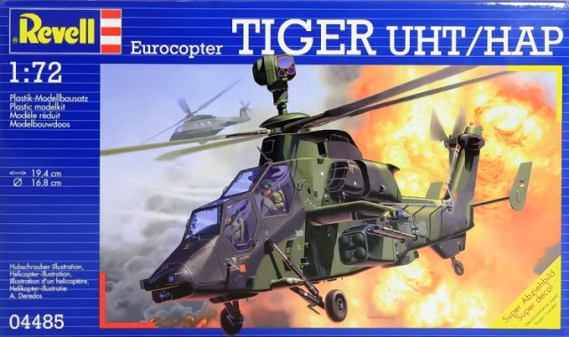 Eurocopter Tiger UHT/HAP